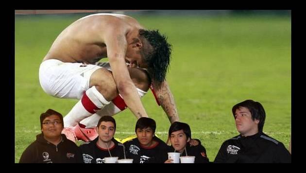 ¿Not Today repite en Dota 2 la historia de la selección peruana de fútbol?