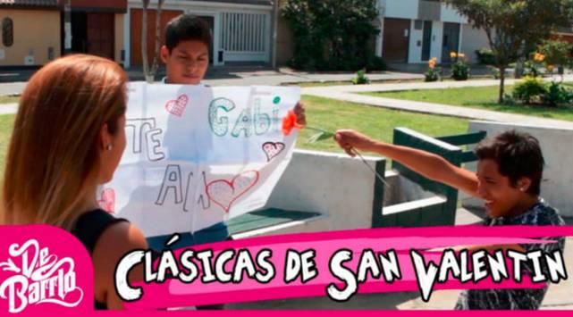 De Barrio y las clásicas de San Valentín