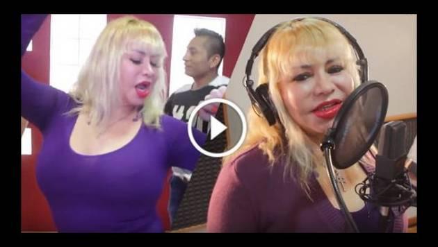 Susy Díaz lanza videoclip de la canción 'Chapa tu choro'