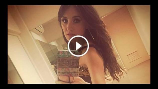 Dulce María, ex RBD, es víctima de una broma en programa de televisión