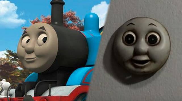 Este es el juguete más terrorífico de 'Thomas el tren'