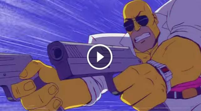 Esta intro ochentera de Los Simpson es la sensación en Youtube