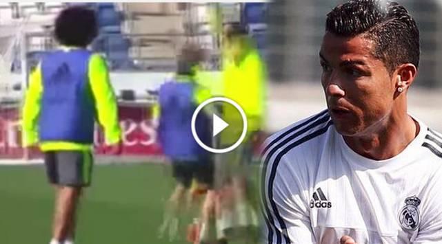 Joven de 17 años deja en ridículo a Cristiano Ronaldo con estas jugadas