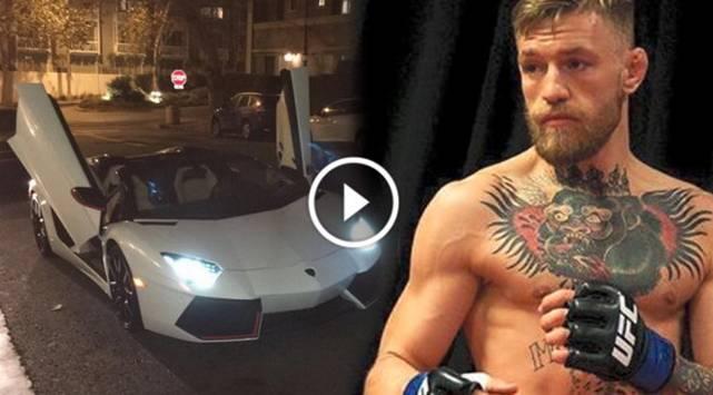 Luchador de la UFC estrena auto que bota fuego ¡Increíble!