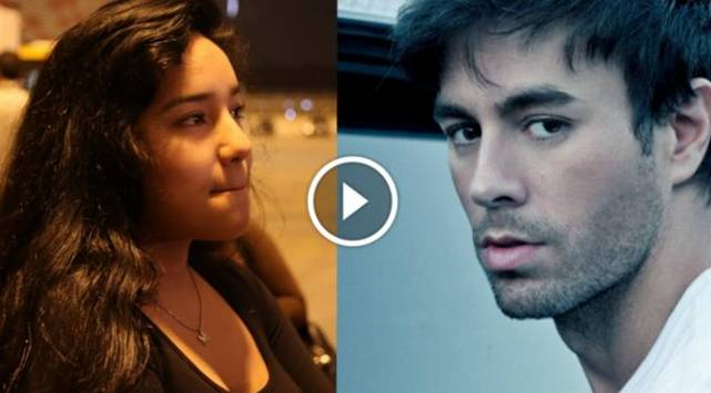 ¿Marianita logró entrevistar a Enrique Iglesias?