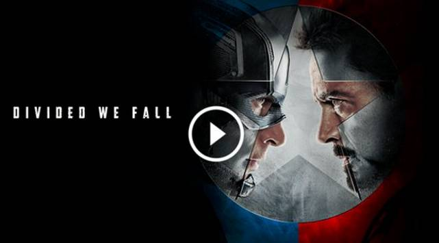 Mira el tráiler Captain America: Civil War