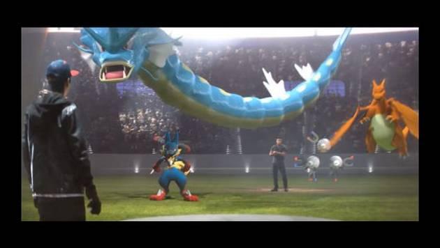 Este es el alucinante comercial de Pokémon para el Super Bowl
