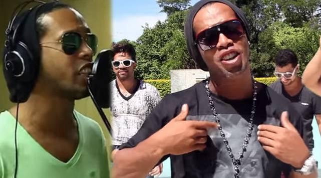 ¿Ronaldinho Gaúcho dejó el fútbol por el canto? ¡Escucha sus temas aquí!