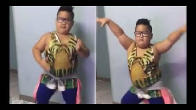 Este niño de 7 años es la sensación bailando 'Sorry' de Justin Bieber