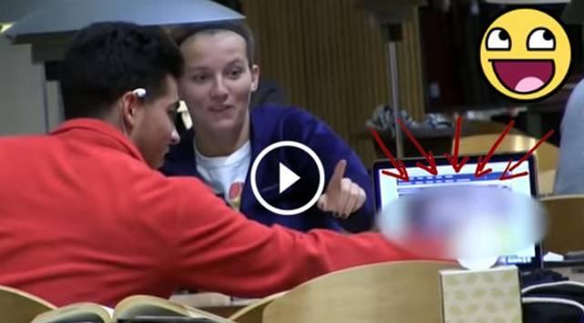 Video para adultos en biblioteca se vuelve viral