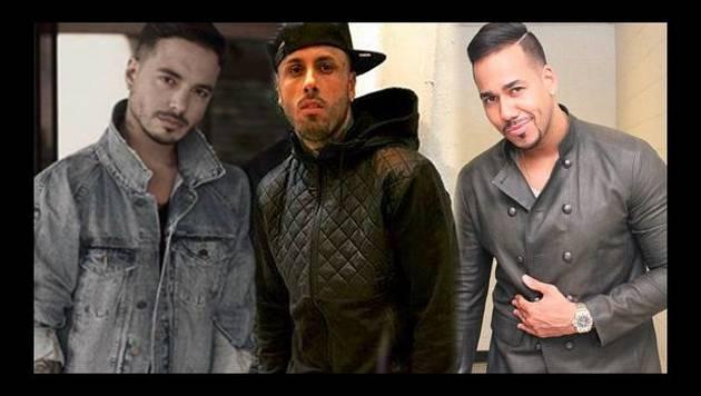 Nicky Jam, J Balvin y Romeo Santos la rompen en las nominaciones de los Billboards