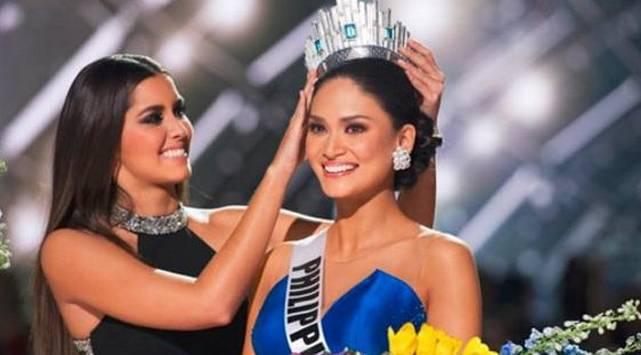Así luce la 'Miss Universo 2015' sin maquillaje