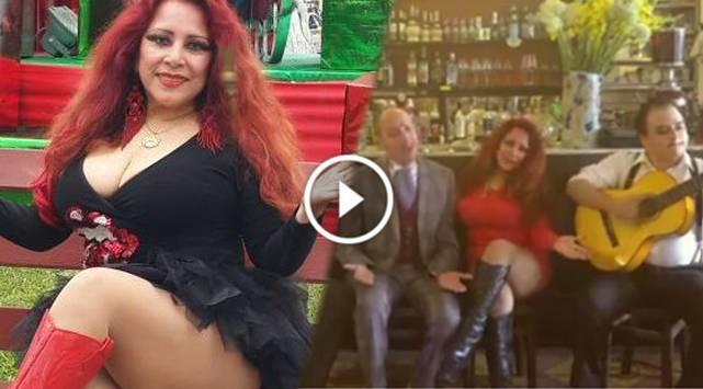 Monique Pardo lanza versión criolla de 'Caramelo'