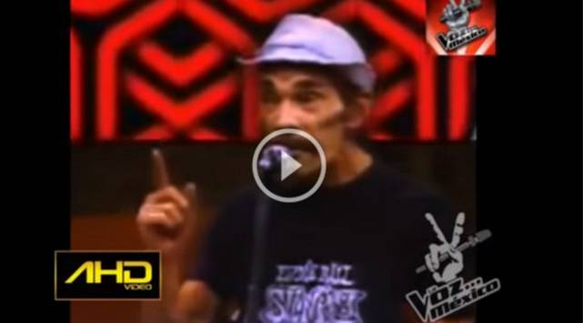'Don Ramón' 'conquistó' con su audición a ciegas en 'La Voz'
