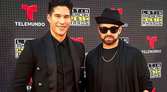 Falleció el padre de Jesús 'Chino' Miranda, integrante del dúo venezolano 'Chino y Nacho'
