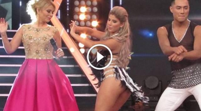 Yahaira Plasencia la 'rompió' bailando en 'Reyes del Show'