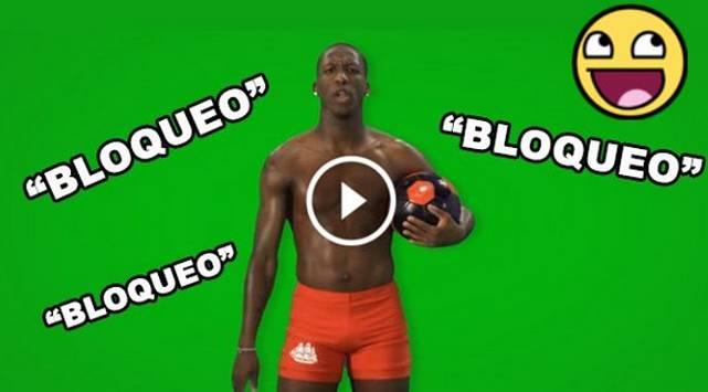 Luis Advíncula protagoniza nuevo comercial del famoso 'Bloqueo, bloqueo'