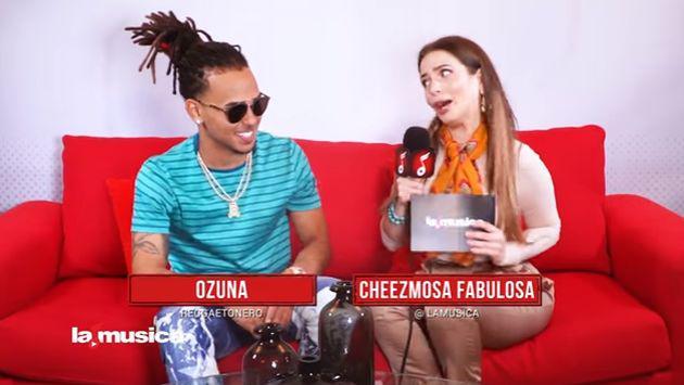 ¡Ozuna, Bad Bunny y estos artistas pasaron por el diccionario urbano! [VIDEO]