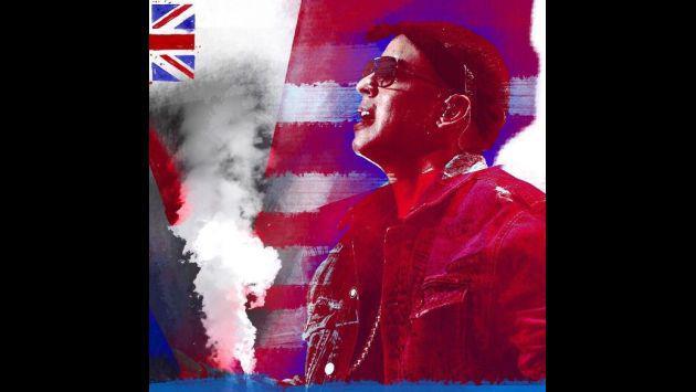 Ozuna y Daddy Yankee armaron la fiesta en Londres [FOTOS]