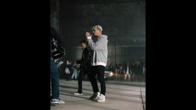 ¡Ozuna, J Balvin y Arcángel preparan videoclip de este tema! [FOTOS]