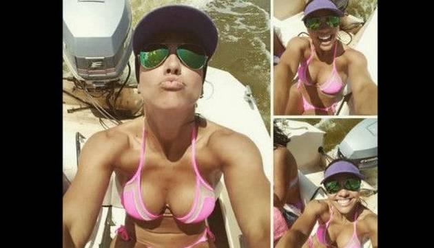 Paloma Fiuza y su madre lucen sensuales bikinis