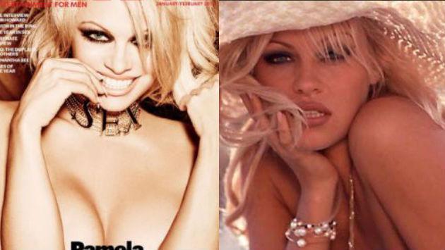 ¡Pamela Anderson se volvió a desnudar a sus 49 años! [FOTOS Y VIDEO]