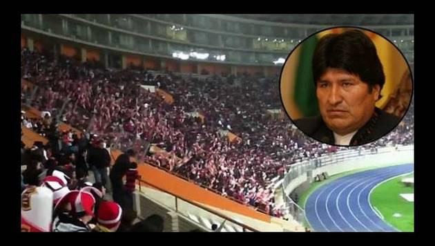 Redes sociales: noticia falsa del partido Perú - Bolivia es furor