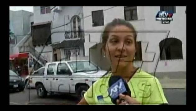 Bujieros le robaron en moto y ella no se amilanó: los persiguió y arrolló con su auto