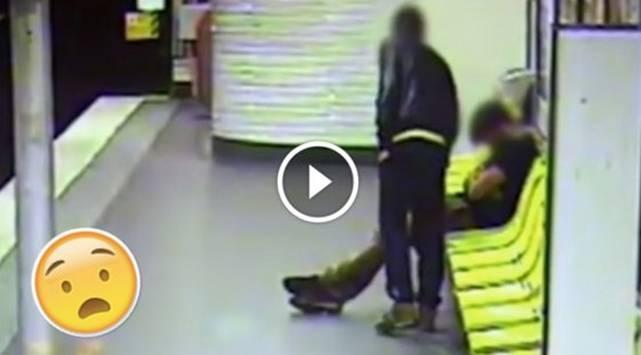 Ladrón le roba y luego le salva la vida ¡Chequea el video!