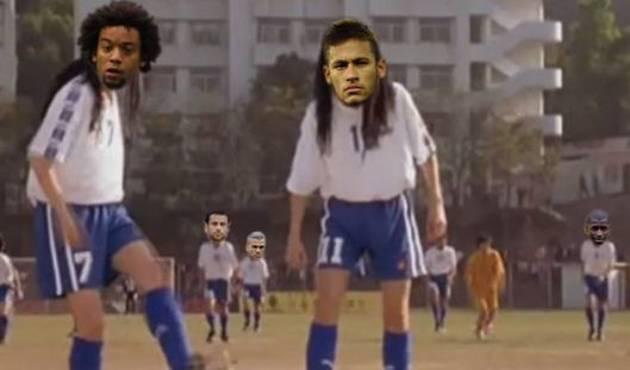 Parodia de cómo los brasileros ven al arquero Guillermo Ochoa es lo más visto en YouTube