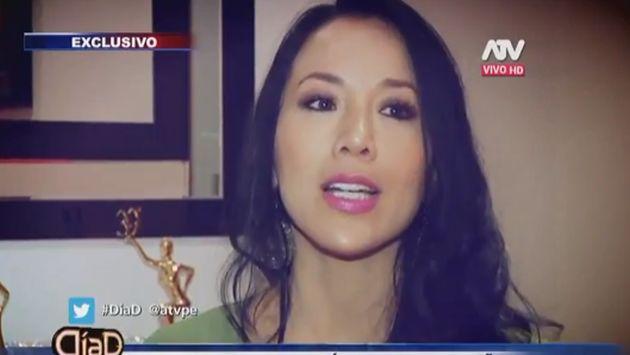 ¿Recuerdas a la 'chinita' Patty Wong? No vas a creer la confesión que hizo en su reaparición en TV
