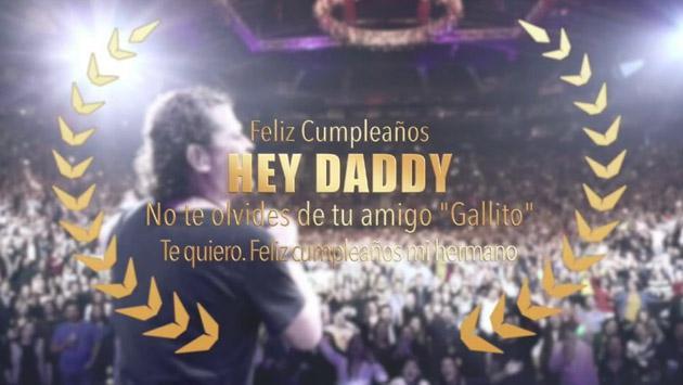 ¡Pero qué tal detallazo tuvo Carlos Vives por el cumpleaños de Daddy Yankee! [VIDEO]