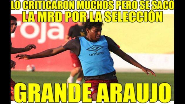 ¡Vacílate con los memes de la victoria de Perú ante Ecuador!