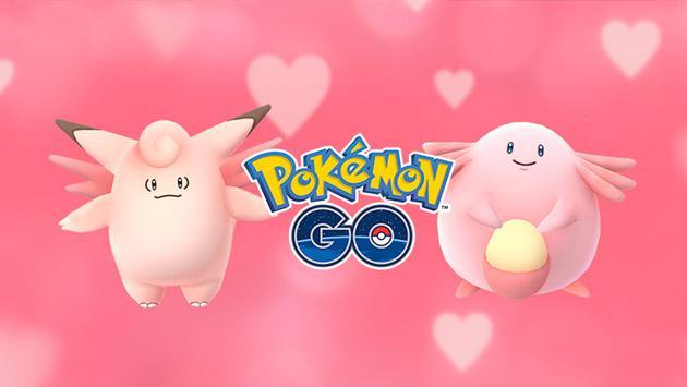'Pokémon GO' lanzó evento por San Valentín. Conoce todos los detalles