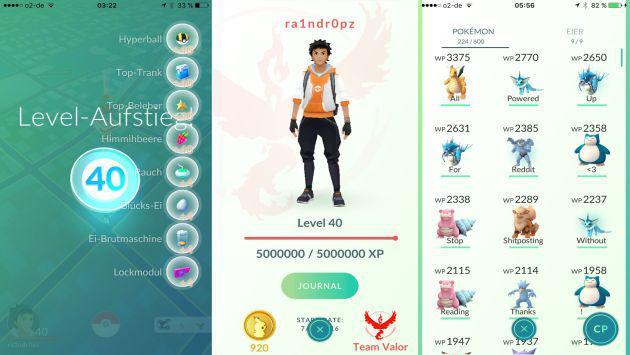 ¡Con estos trucos podrás subir 20 niveles en Pokémon GO... EN UN SOLO DÍA!
