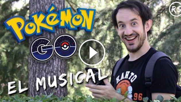 ¡Pokémon GO todavía no llega a Perú, pero ya tiene musical!