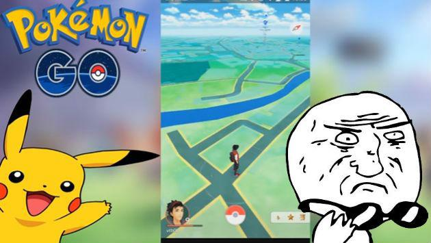Este error de Pokémon GO te permite conquistar gimnasios de una manera fácil