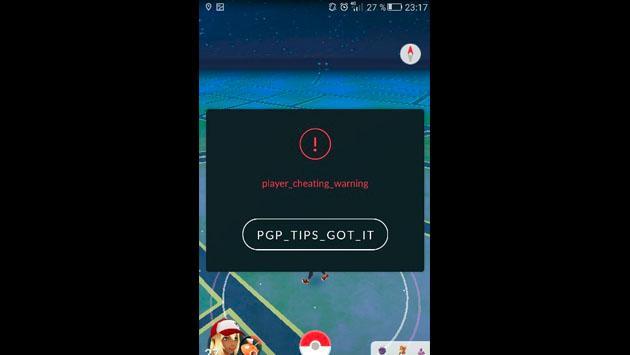 'Pokémon GO' y el mensaje que preocupa a jugadores [FOTOS]