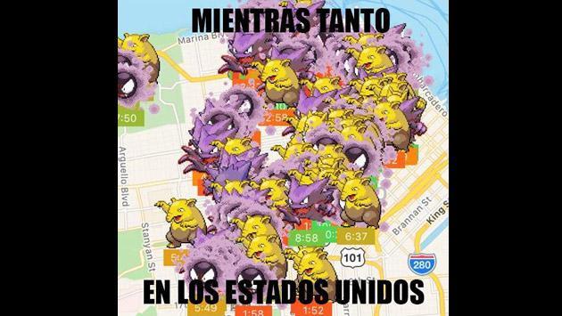 'Pokémon GO' y su evento por Halloween dejaron estos memes