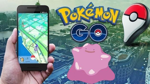 'Pokémon GO' ya nos trajo a Ditto. Te decimos cómo encontrarlo