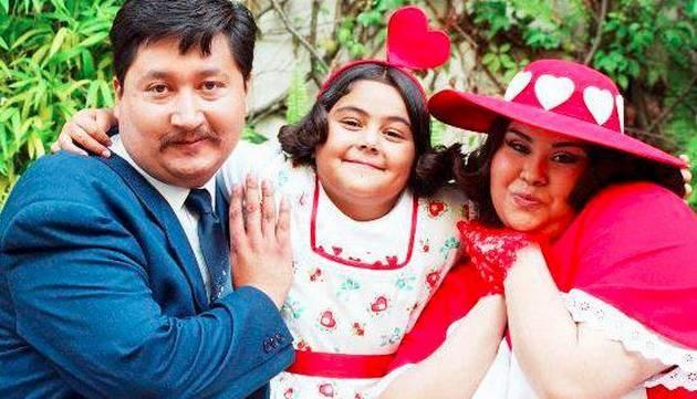 Así luce hoy 'Polita', la niña romántica de 'Vivan los niños'