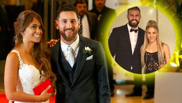 ¿Por qué Shakira y su vestido en la boda de Lionel Messi generaron polémica?