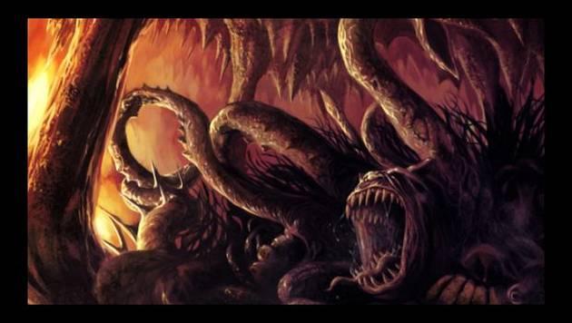 ¿Este experimento químico abre un portal al infierno?