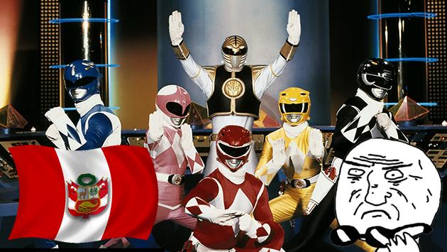 ¡Mórfosis, amigos! Uno de los 'Power Rangers' originales viene a Perú
