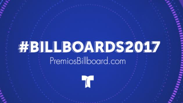 ¡Salió la lista de nominados para los Premios Billboard de la Música Latina 2017!