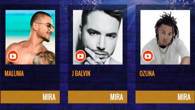 ¡Gana un Play Station 4 votando por el 'Artista solista del año' de los Premios Moda 2016!