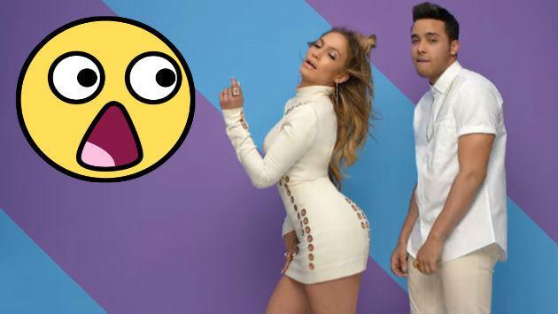 ¡Jennifer Lopez le pidió a Prince Royce que se quite la camisa y este respondió así!