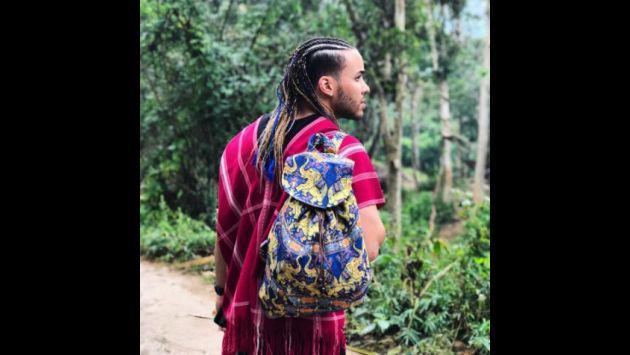 ¿Qué te parece el look que lució Prince Royce en Tailandia? [FOTOS]