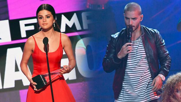 ¿Qué significa este acercamiento entre Maluma y Selena Gomez?
