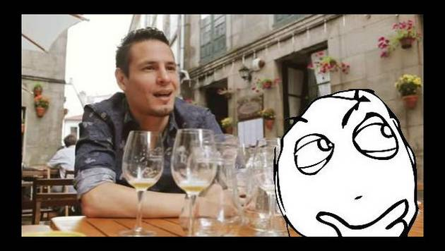 ¿Cuántas cervezas al día se toma el vocalista de 'Ráfaga'? Te sorprenderás